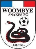 Woombye Snakes FC Est. 1968