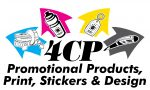 4CP Promotional Products, Printing, Stickers & Design